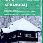 Pilotné vydanie Spravodaja - 1/2013