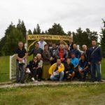 Spoločná fotografia členov MAS a LAG Granslandett počas exkurzie na ostrove Vinon vo Švédsku