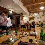 Stanovovanie priorít novej stratégie počas pracovnej skupiny v Belej