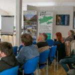 Diskusia o možnostiach rozvoja kultúrnej spolupráce a regionálneho značenia v terchovskej doline