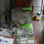Distribúcia propagačných materiálov MAS
