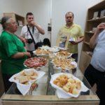 Návšteva predajne regionálnych produktov počas odbornej exkurzie do MAS Kopaničiarsky región