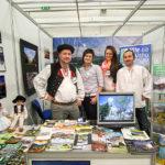 Prezentácia mikroregiónu počas výstavy cestovného ruchu REGIoN TOUR EXPO v Trenčíne