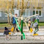 Projekt vonkajšieho fitness cvičiska v Strečne