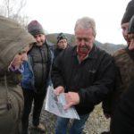 Odborná exkurzia zástupcov MAS v pripravovanom geoparku na Opavsku organizovaná regionálnym pracoviskom Národnej Siete Rozvoja Vidieka SR
