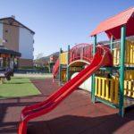 Podporený projekt výstavby detského ihriska v Tepličke nad Váhom