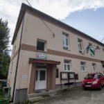 Podporený projekt stavebných úprav kultúrneho domu v Lysici