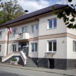 Podporený projekt stavebných úprav obecného úradu vo Varíne