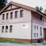 Podporený projekt rekonštrukcie požiarnej zbrojnice v Strečne