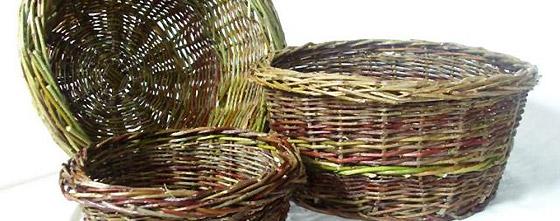 Kurz pletenie košikárov